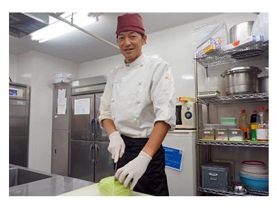 本社をかまえる神奈川県内での老人ホーム、介護・福祉施設で、調理師を募集します!