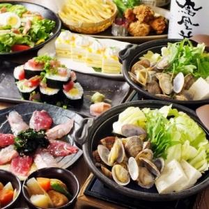旬の食材を使ったランチや宴会が楽しめる海鮮居酒屋でのキッチンスタッフ。キャリアアップが目指せます!