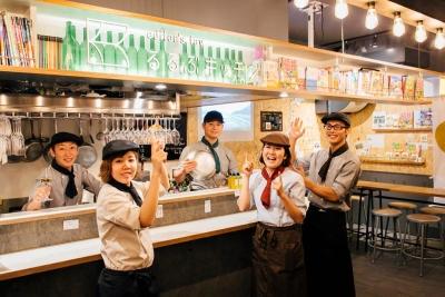 日本各地の美味しい食材を使って、お客さまに美味しいメニューを届けましょう!