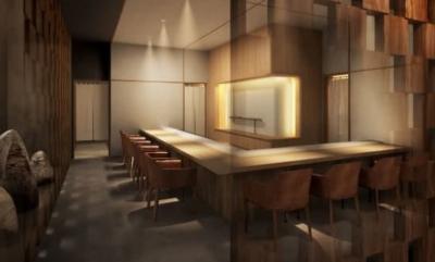 渋谷・表参道に2019年7月にオープンする隠れ家的な鮨処(画像はイメージとなります)