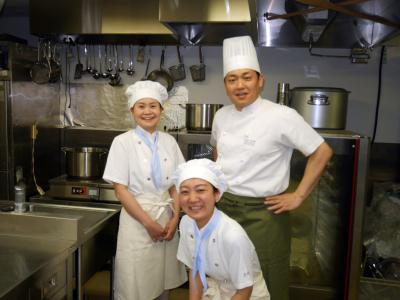 「テラスモール松戸」内にオープンするベーカリーレストランでオープニング募集(写真は本部キッチンラボ)
