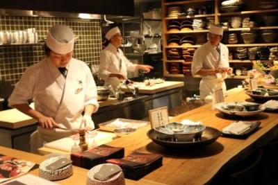 """京都の駅近ホテルで、""""こだわり和食""""を提供する「うおまん」のオープニング募集!※画像はすべて既存店"""