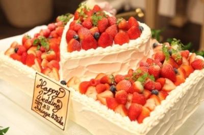 パティシエ経験を活かして、ウェディングケーキやデザートビュッフェのスイーツ作りでご活躍を!