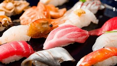 寿司屋の本格メニュー、旬を大切にしたメニュー、「お客様の満足」のために創作メニューが勢ぞろい!