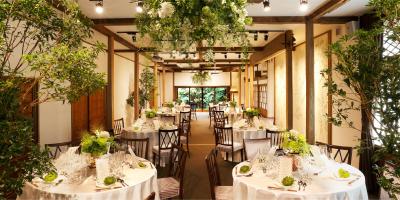 鎌倉市にある日本の美を追求したウェディングレストランでサービススタッフを募集