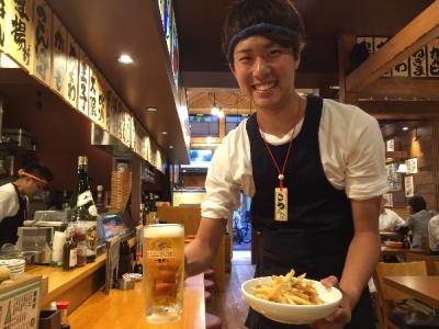 「ハラハラ・どきどき居酒屋をつくる!」を企業理念に、和・洋・中と多彩な業態を展開しています