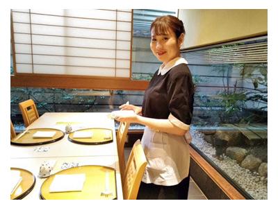 ANAクラウンプラザホテル大阪にある『たん熊北店』大阪店でホールスタッフ募集!