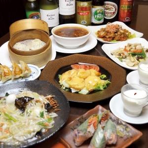 手づくりメニューが中心!中華の料理人としてスキルアップがめざせます。