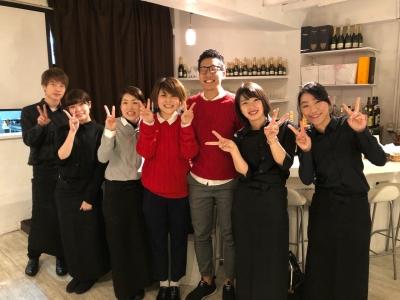 京都市役所前駅から徒歩2分◎日本酒バーでアルバイトしませんか★新店の立ち上げに携わりたい人、歓迎!