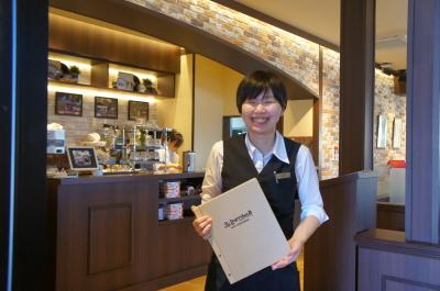 そろそろ次のキャリアアップをお考えの方…、当社で大きく成長を。カフェ、ビュッフェレストランのFC店を北陸で展開中。5年で10店舗出店の予定◆独立も応援します