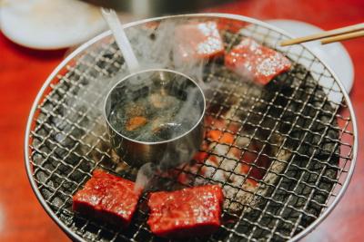 赤身にこだわった上質なお肉を提供するお店。(画像はすべて「焼肉 にくがとう」既存店です)