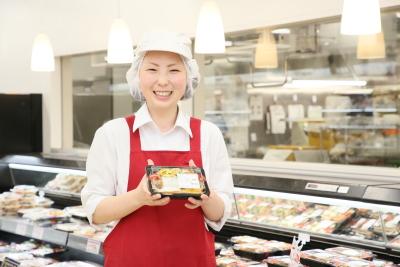1都3県を中心に121店舗を展開するスーパー「オーケー」の惣菜・寿司部門で働きませんか?