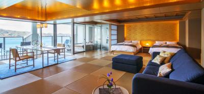 勝浦漁港の幸を堪能できる旅館でサービススタッフを募集!