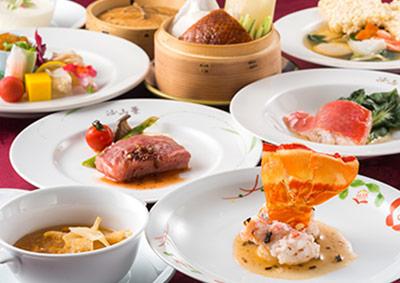 和・洋・中と幅広い経験を積むことができ、将来は主任、副料理長、料理長へと上を目指せます!
