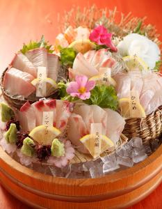 牛深から毎日届く新鮮な海の幸と、熊本の郷土料理をご提供しています!