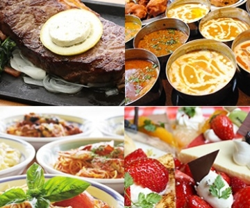 母体はカフェ&デリ、インド料理店、ワインバルなど、様々な飲食店を展開している企業です!