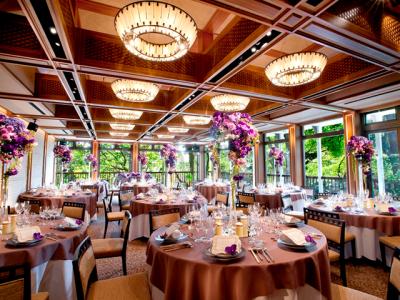 広大な敷地の中にある純和風のウェディングハウス&レストラン
