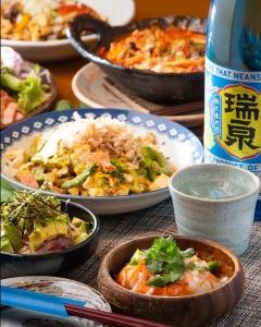 豆腐を使った多彩な料理が人気のお店で楽しく働きませんか!