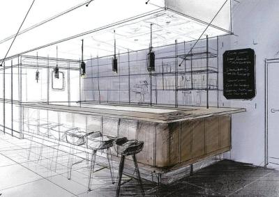 2018年9月NEWOPEN!渋谷と代官山をつなぐ並木橋エリアに開業する新施設内のパティスリーカフェ