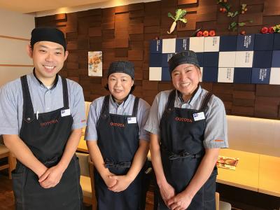 長野県内で展開する『大戸屋』のFC店4店舗で、店舗スタッフ(店長候補)を募集します。