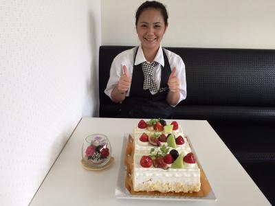 主婦(夫)の方、歓迎★地域に愛されるパティスリーでケーキ作りを楽しもう♪