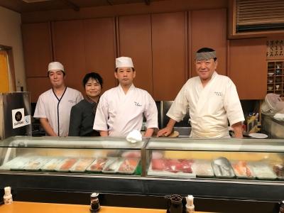 東京・阿佐谷で創業し、85年の老舗寿司店で、未経験から一人前の寿司職人を目指しませんか?