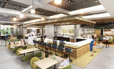 インターナショナルなホテルブランド「ホテルオークラ」が手掛ける新ブランド・新コンセプトのホテルです。