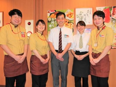 愛知県内のいずれかの店舗で、店舗スタッフ(店長候補)としてご活躍ください。