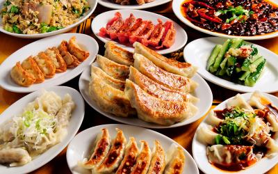 ボリューム満点の中華料理もリーズナブルな価格で提供します