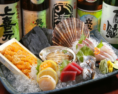 大阪キタの中心地「梅田」にある居酒屋5店舗で、ホールスタッフを募集!