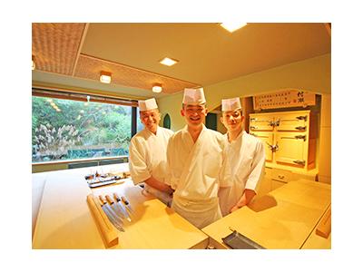 ◆食べログアワード受賞店◆40代の名店主が率いる本格江戸前寿司店です!