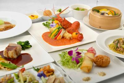 季節ごとの素材の持ち味を活かし、前菜、主菜、点心、デザートなど、魅力ある中国料理を身近に感じられます