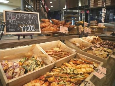 千葉県柏市内のベーカリーカフェ!2店舗同時募集中。