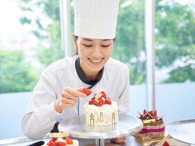 ケーキが大好きな方、大歓迎!長期のオシゴトです◎