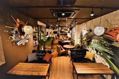 『kawara CAFE&DINING 仙台店』仙台一番町商店街 フォーラス仙台の隣のビル2Fです!
