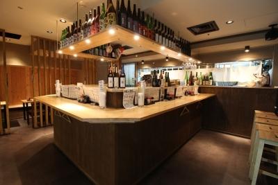 常時50種類の日本酒をご用意。名駅で長く愛されているお店で働きませんか?