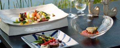 食材の旬と素材の味を楽しめる料理を提供。メニュー開発もお願いします。