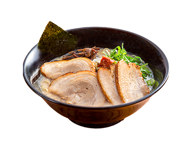 愛知県内で13店舗展開するとんこつラーメン専門店。