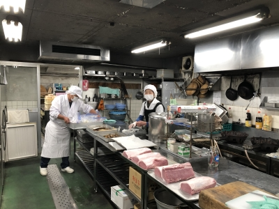 大阪府茨木市にある仕出し弁当・会席料理の専門店で、調理スタッフを募集します!