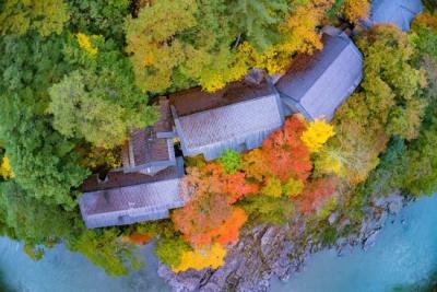 2020年度「日本の小宿10選」にも選出された隠れ宿