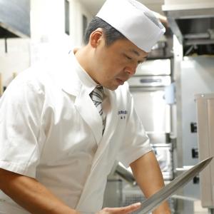 将来は料理長として活躍を!