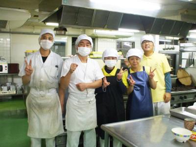 埼玉の福祉施設2カ所のいずれかで、調理師としてご活躍ください!