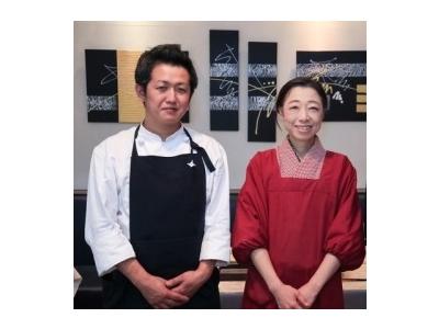 """""""日本酒とフレンチのマリアージュ""""をコンセプトに、本格的なフランス料理を提供しています。"""