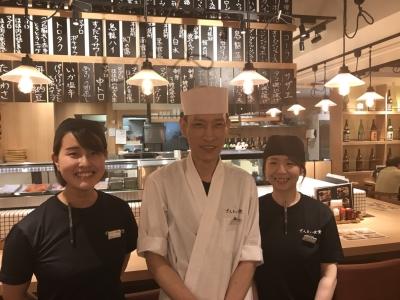幅広いお客様との出会いが楽しい♪南海難波駅ナカにある居酒屋・カフェ・駅そばで、店舗スタッフを募集!