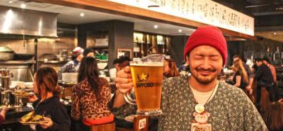 カナダ・日本で寿司・居酒屋・焼鳥・ラーメン・カフェなど日本食のお店を29店舗運営