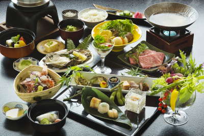 広島の旬味を堪能する
