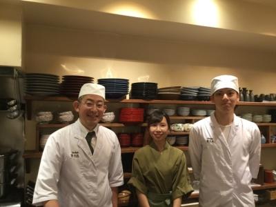 「日本料理の調理スキルをイチからしっかり身につけたい」という思いを持った方をお待ちしています♪