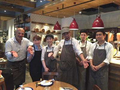 福岡・熊本の「SALVATORE CUOMO」ブランド3店舗で、キッチンスタッフを募集します!