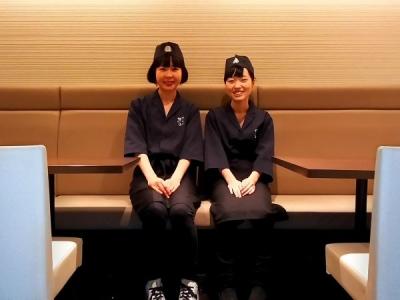 老舗串カツ専門店『串の坊』での店舗スタッフの募集です。