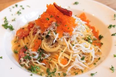 堂島グラッチェでは、パスタやピッツァなどの定番のイタリアンも大人気◎